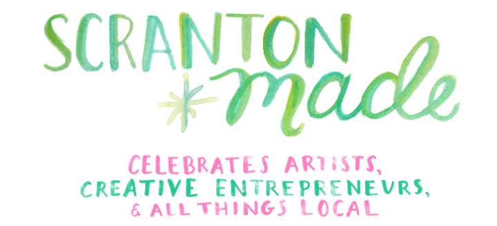 Arts on the Square - We're a featured vendor for the ScrantonMade AOTS 2017 event! Read our interview here.