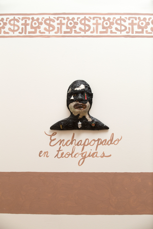 Enchapopado en teologías (Translation Not Available)