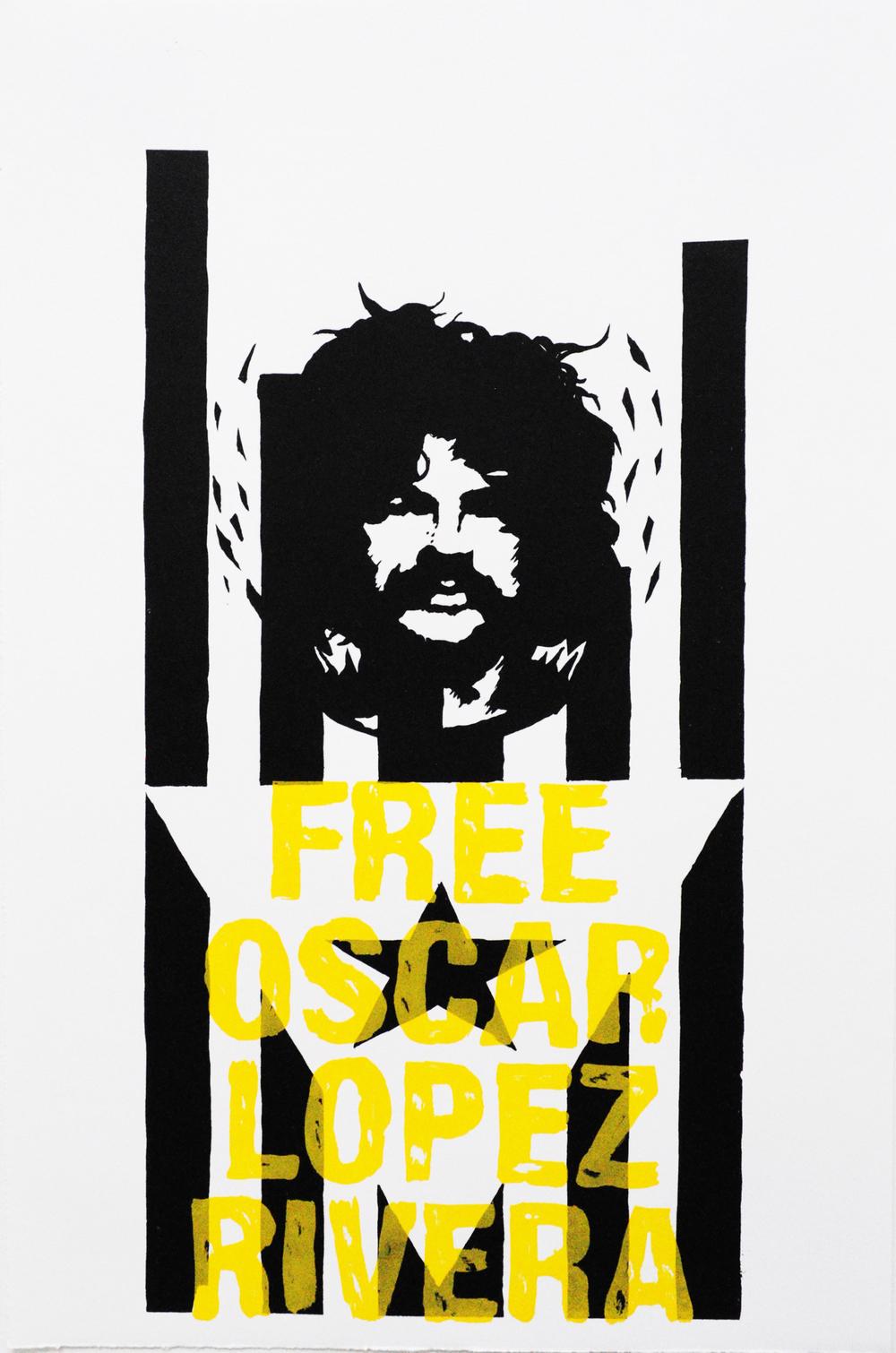 Free Óscar López Rivera/Libertad para Óscar López Rivera