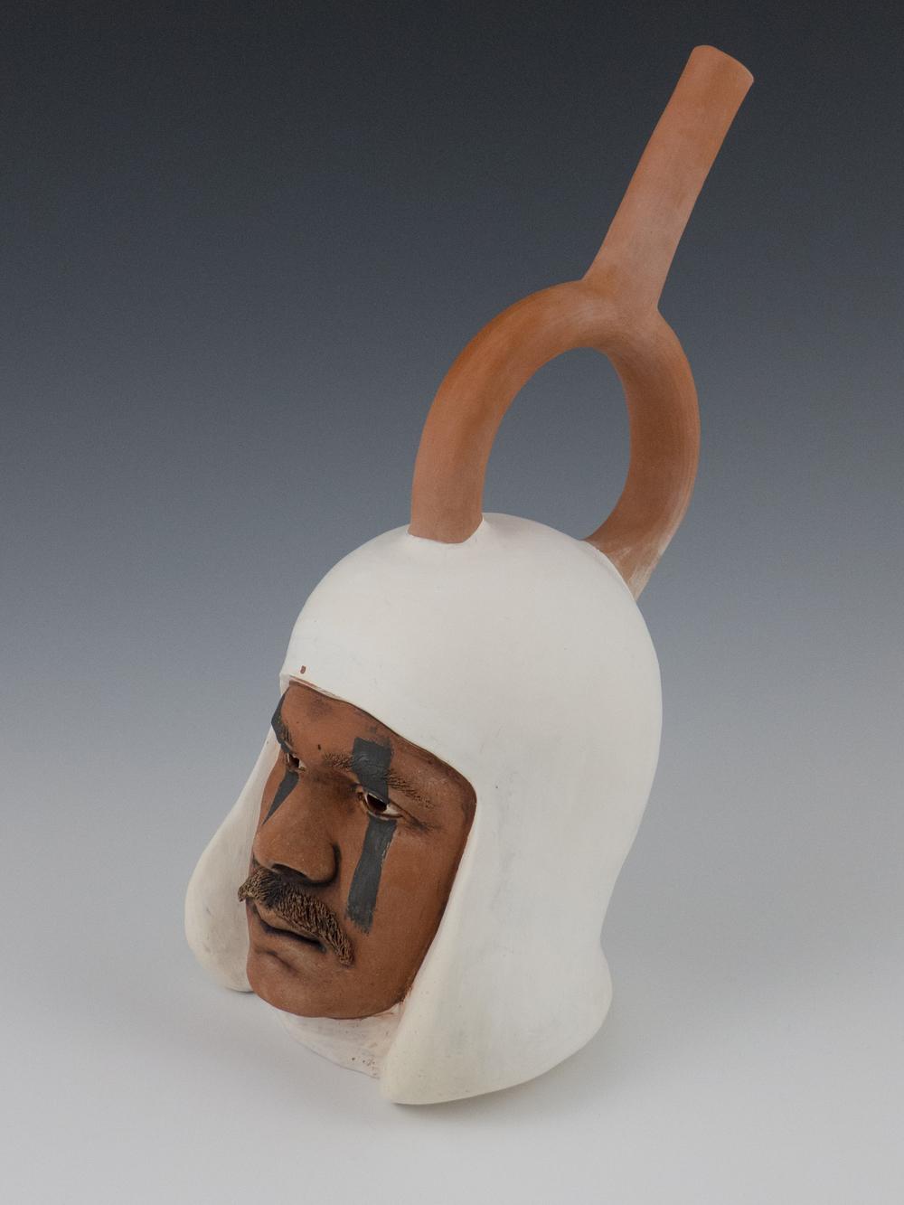 Moche Head I/Cabeza Moche I
