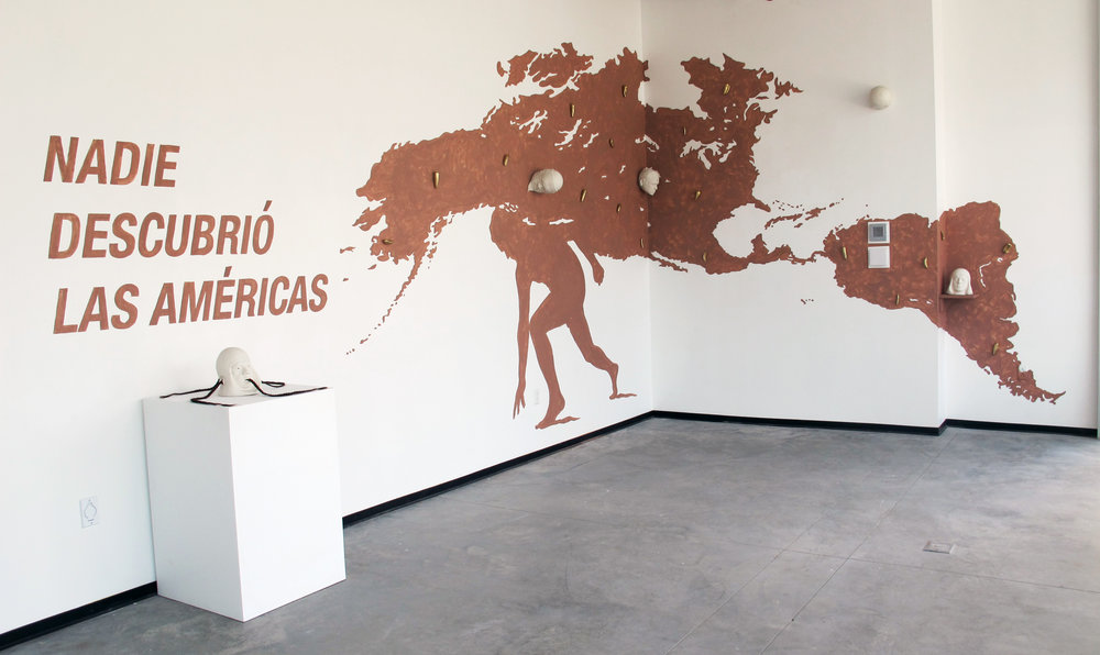Nadie descubrió las Américas/No One Discovered The Americas