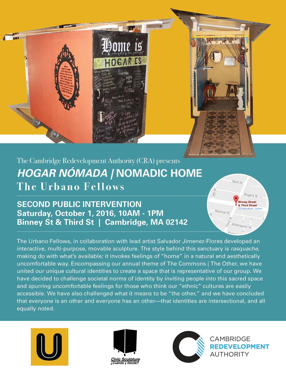 Hogar Nómada/Nomadic Home