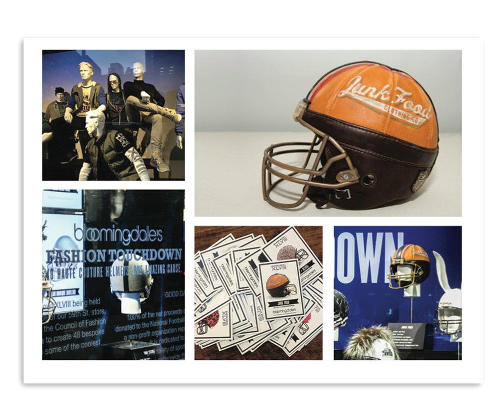 NFL: CFDA SUPER BOWL XLVIII