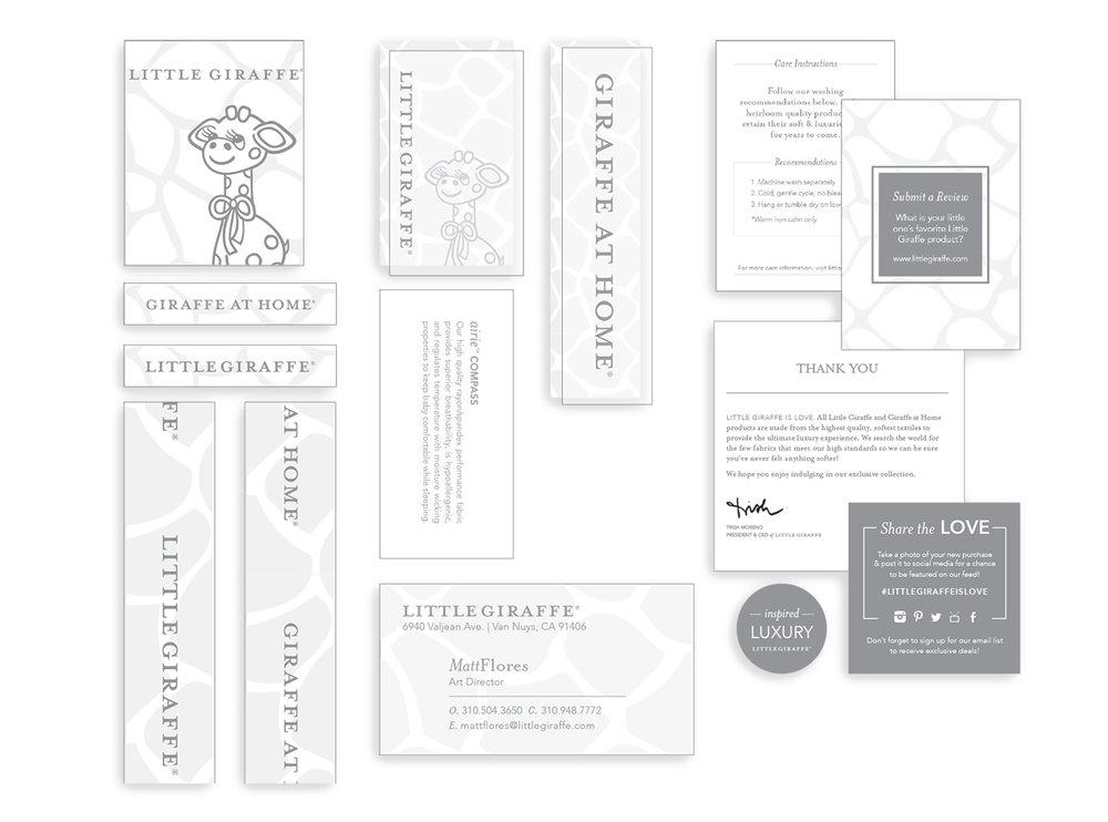 Trim & Print Collateral