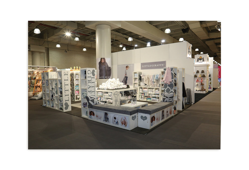Trade Show Booths Display