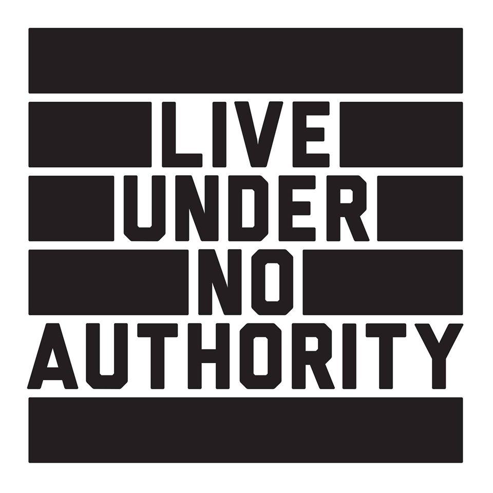 http://liveundernoauthority.com