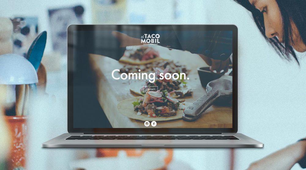 website for   EL TACO MOBIL   > tacomobil.be