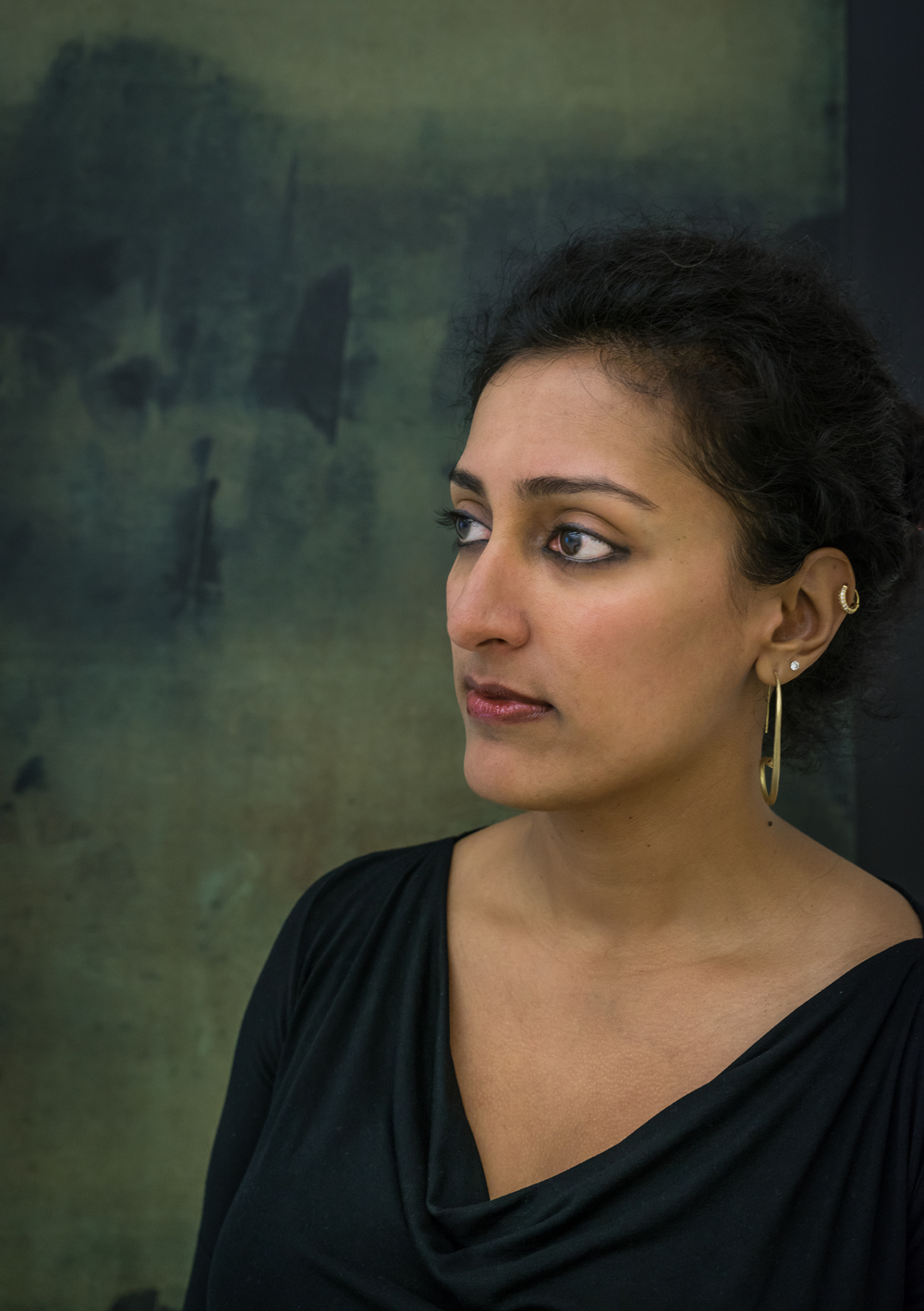 Sandhini Poddar for the Guggenheim