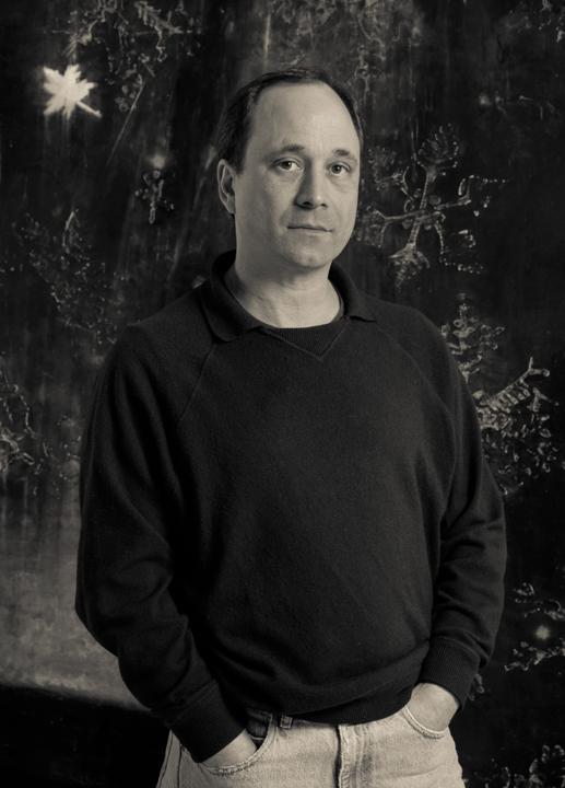Ross Bleckner for the Guggenheim