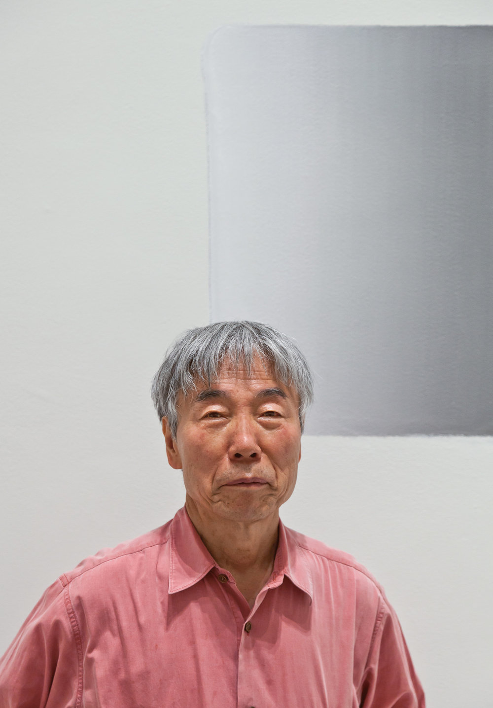 Lee Ufan for the Guggenheim 2011