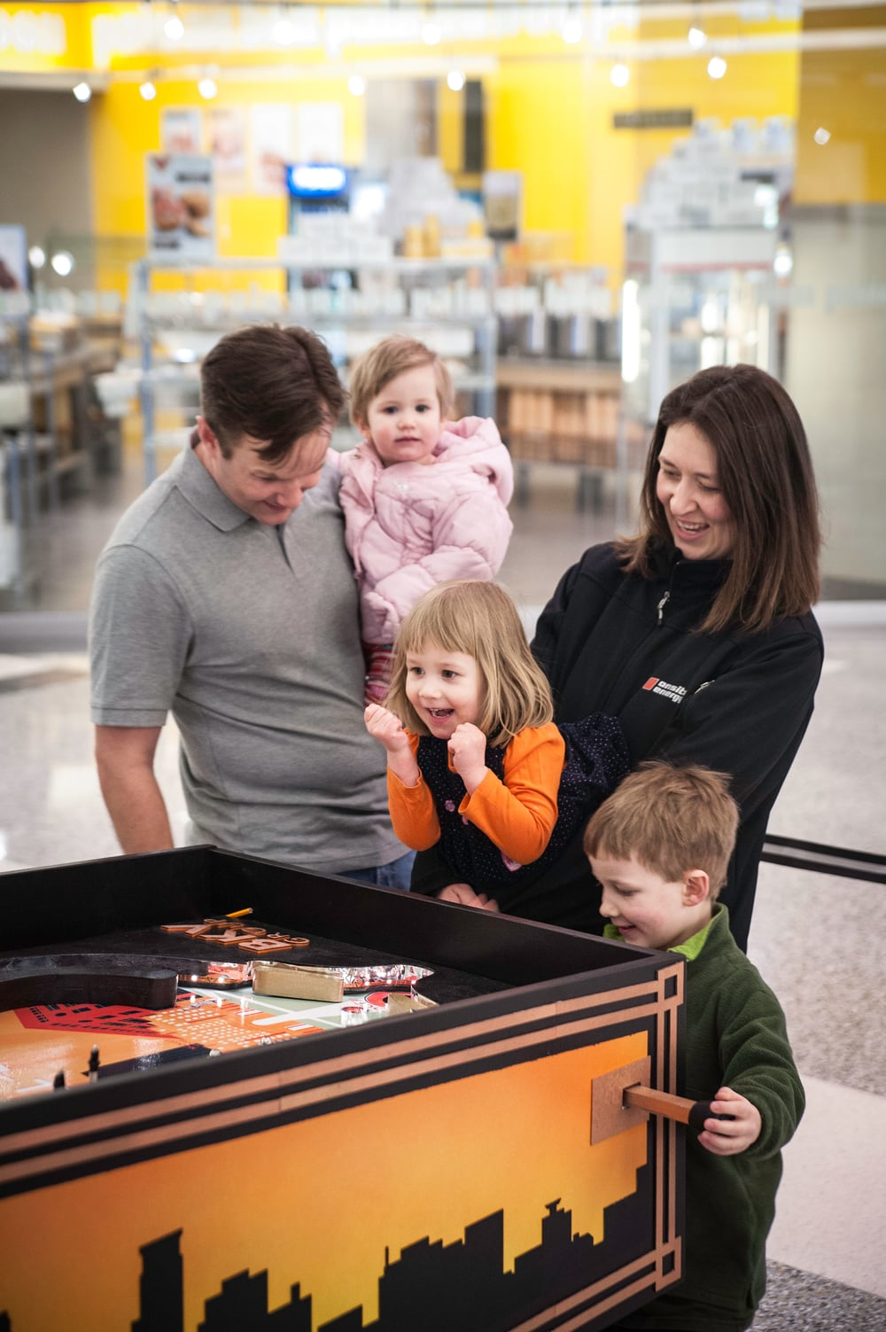 Skyway Open provides excitement for the whole family.