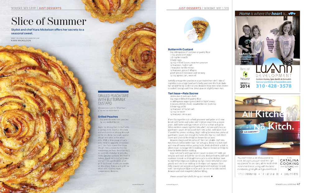 SOUTHBAY FOOD ISSUE SUMMER 2015