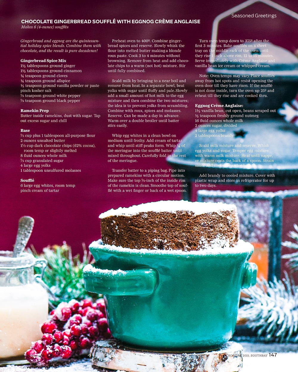 WINTER SPICE FEATURE 2015