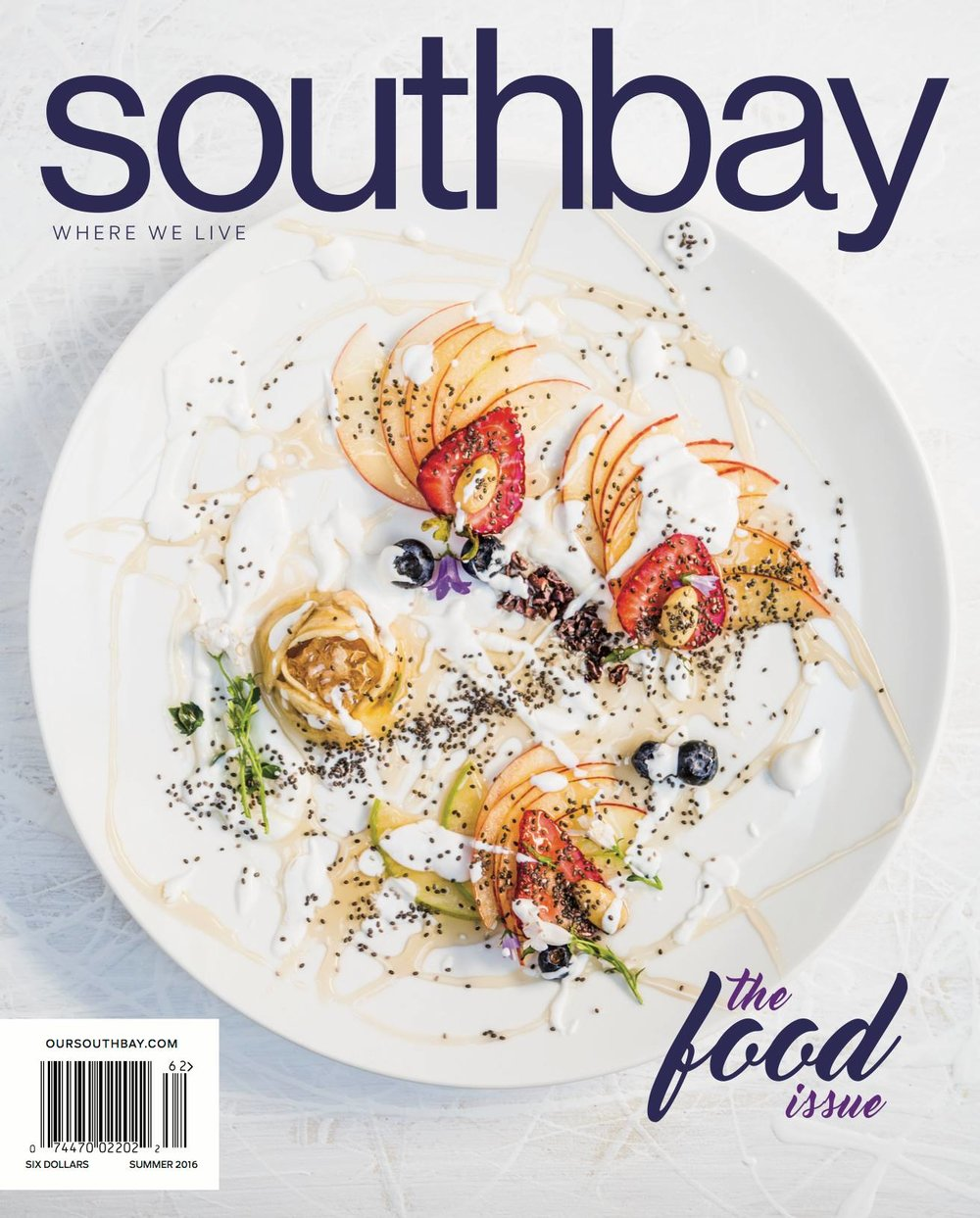 SOUTHBAY SUMMER COVER 2016
