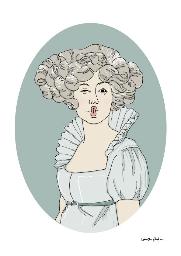 Victorian Violetta