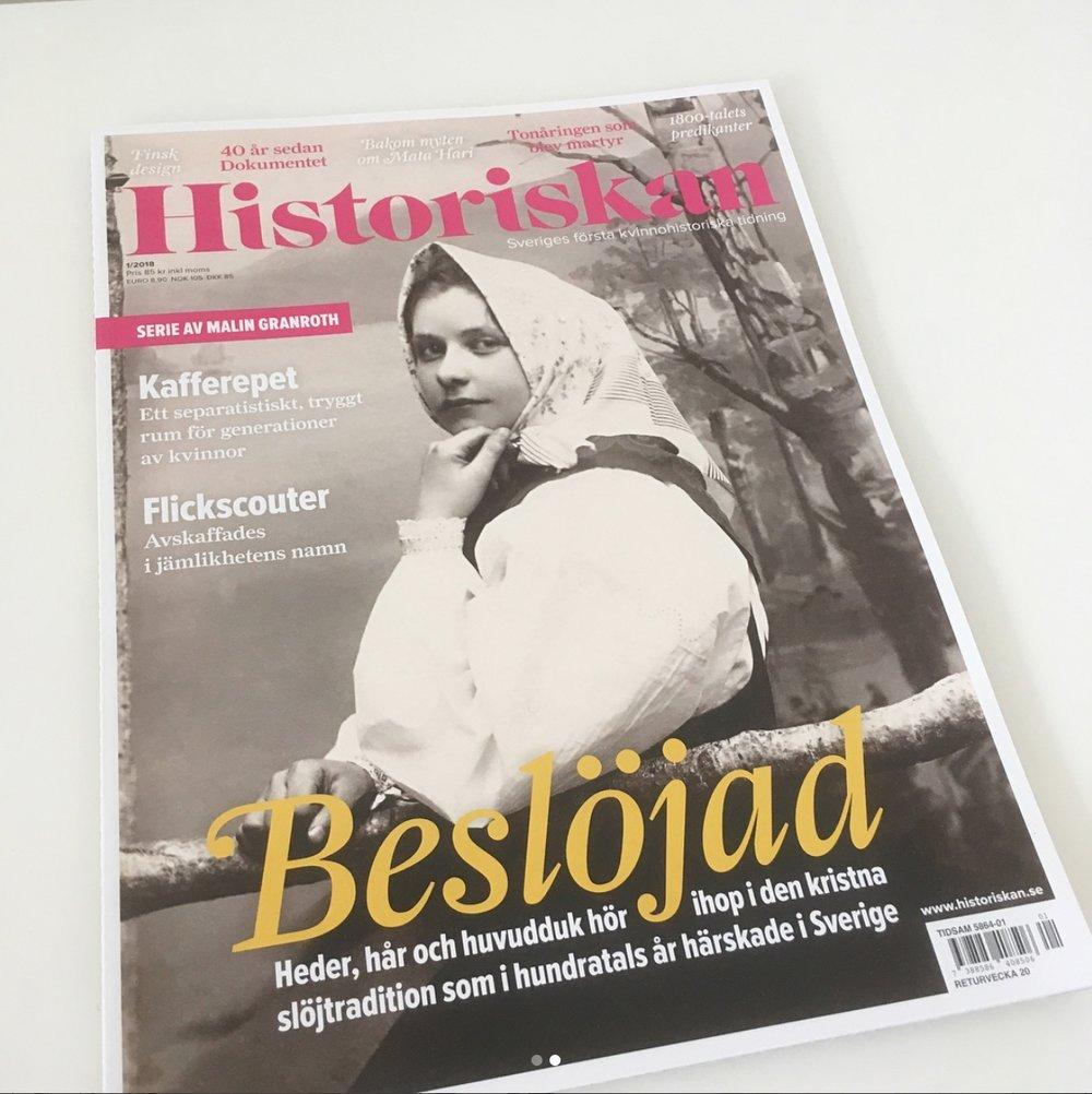 Historiskan