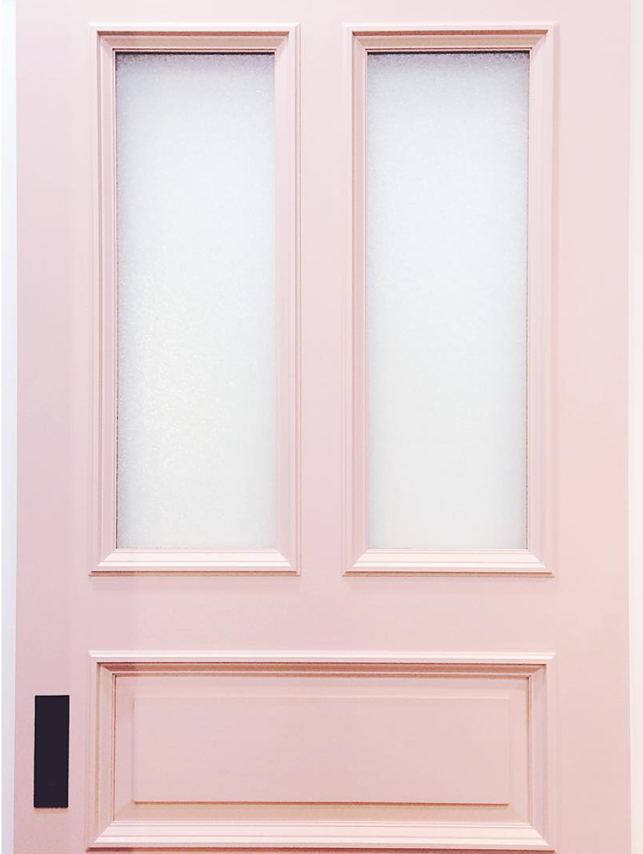 Attirant I Also Adored These Very On Trend Blush Doors From 1925 Workbench, Another  Local Shop That Operates Out Of Toronto. I First Came Across Their Work In  An ...