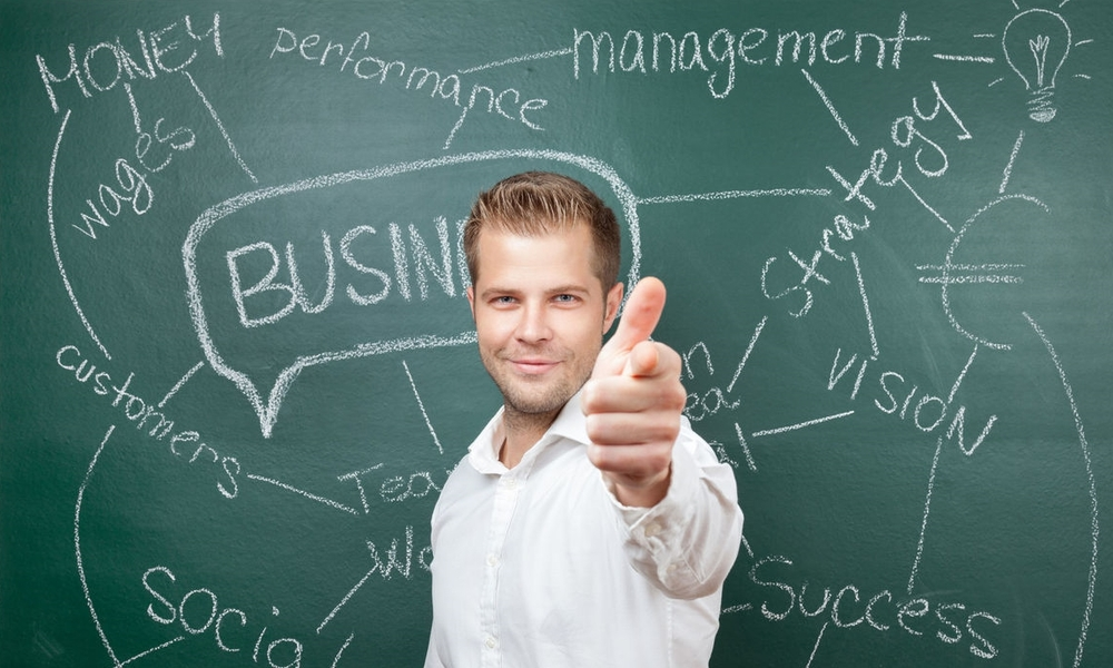 Business Success - Photo: 123rf.com - tommyandone
