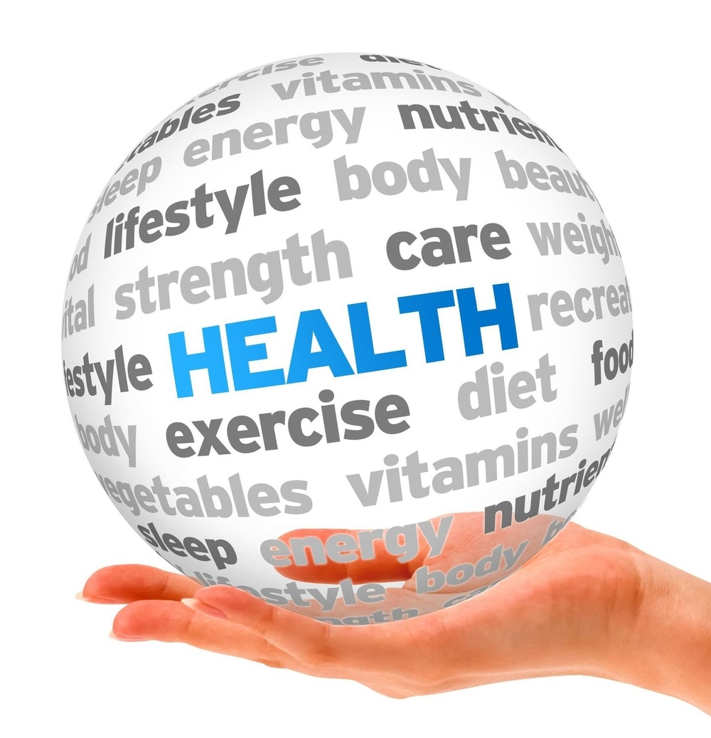 Your health is in your hands - Photo: 123rf.com - kbuntu