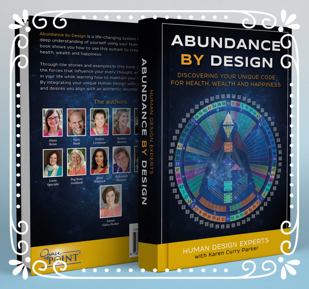 Abundance By Design is already a Best Seller   in Amazon pre-sales! The release date is September 19.   Click  for details about the Abundance By Design   Book Club  , bonuses, and a   special 99¢ sale  .