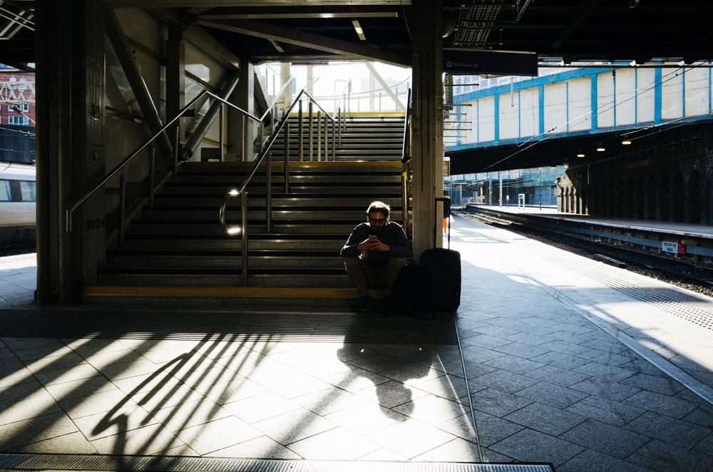 Platform 4 - Clifford Darby 2016