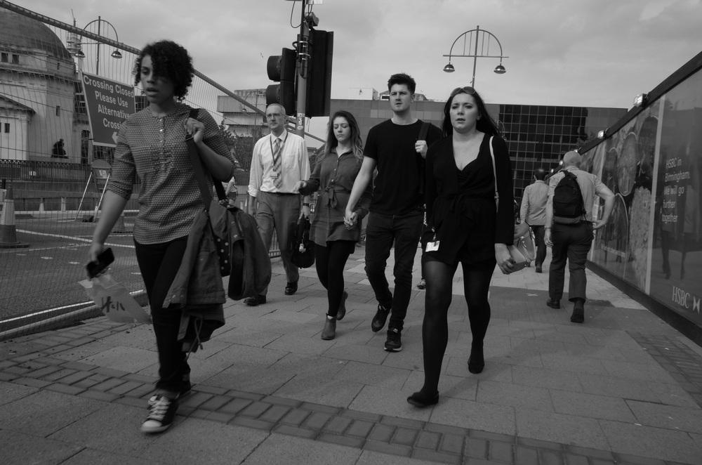 Streetwalk - Clifford Darby 2016