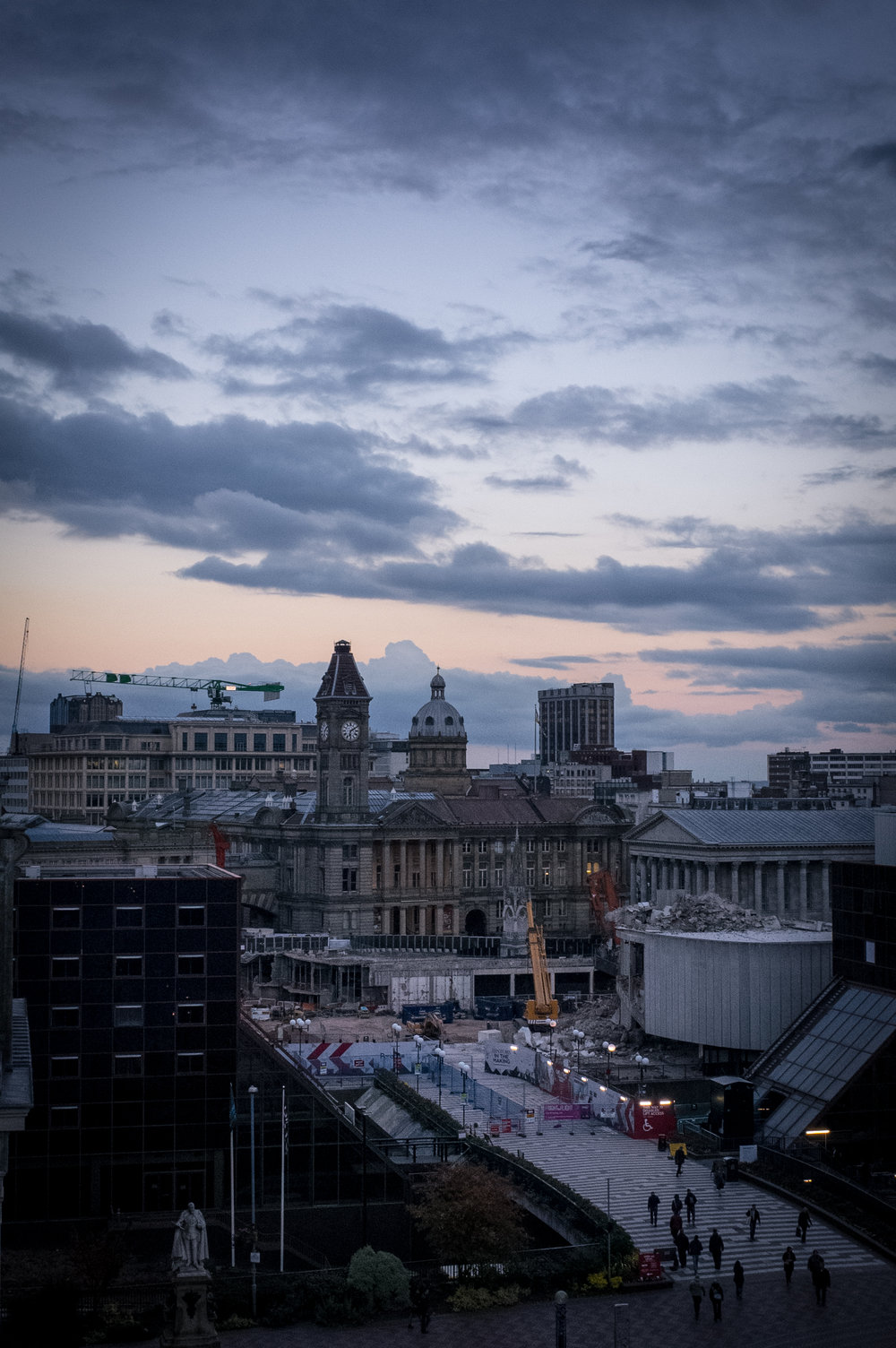 Birmingham Museum & Art Gallery - Clifford Darby 2016