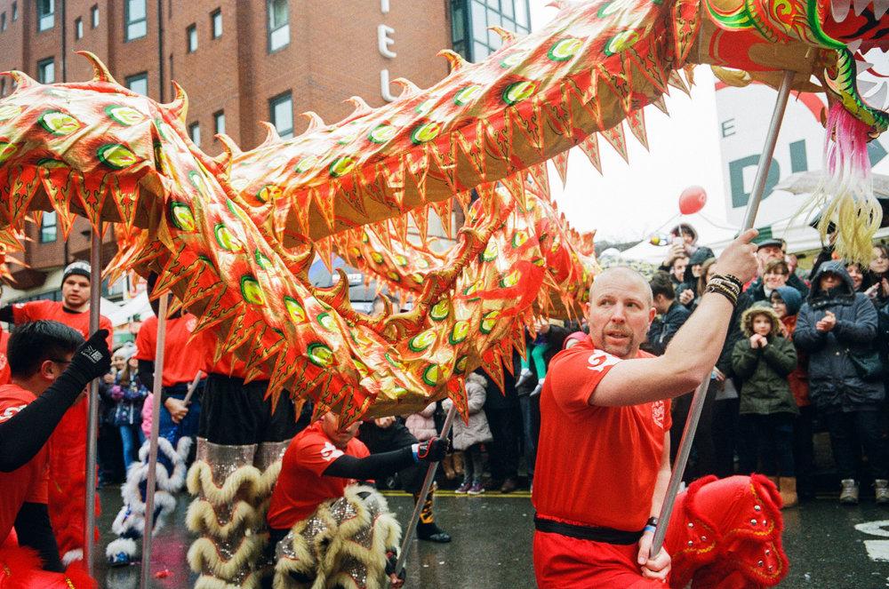 Dragon Dance - Clifford Darby 2017