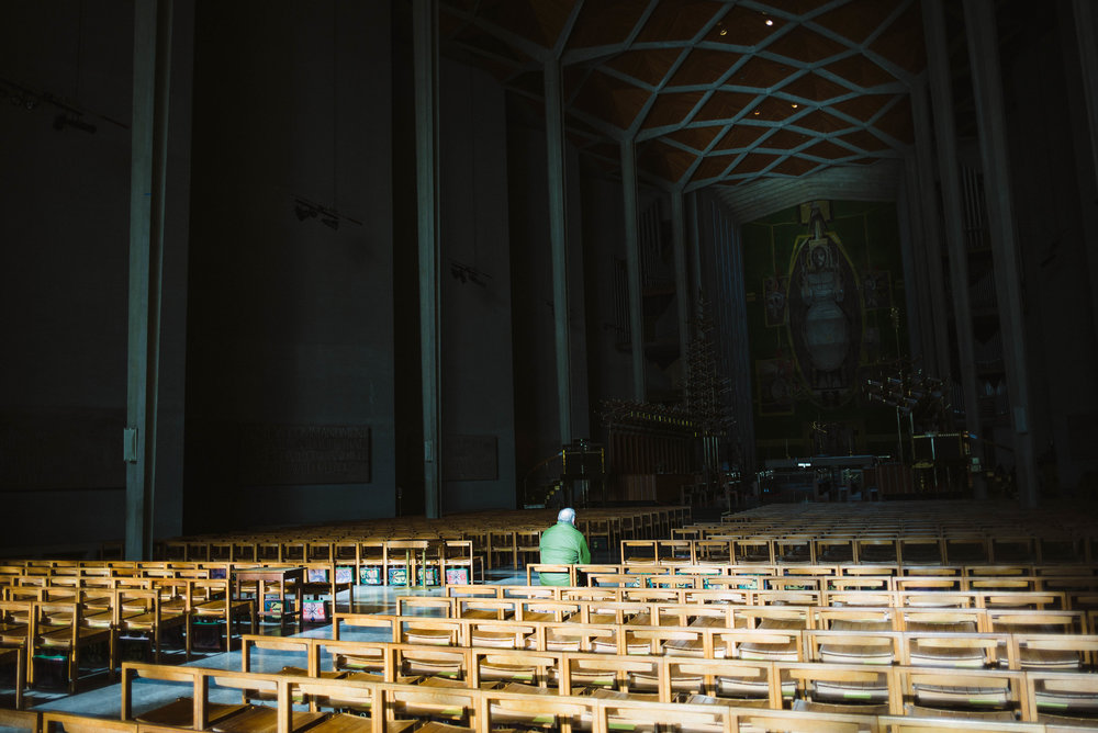 Coventry Cathedral - Clifford Darby 2017