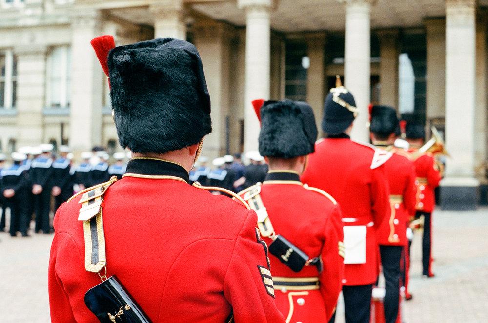 Armed Forces Day, Birmingham. United Kingdom. 2017.