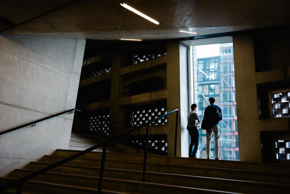 Tate Modern - Clifford Darby 2017