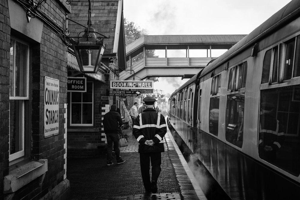 Bewdley - Clifford Darby 2017