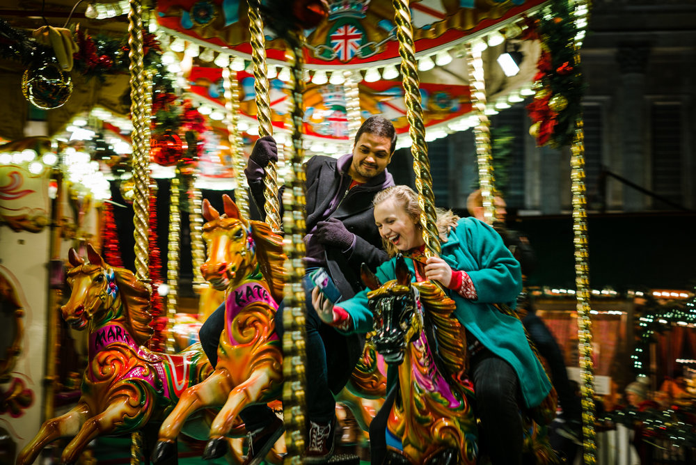 Birmingham Frankfurt Market Carousel - Clifford Darby 2017
