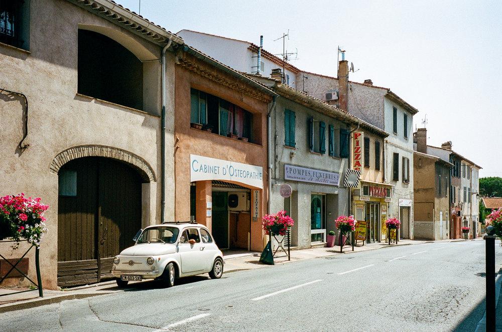 Roquebrune-sur-Argens. France. 2016.