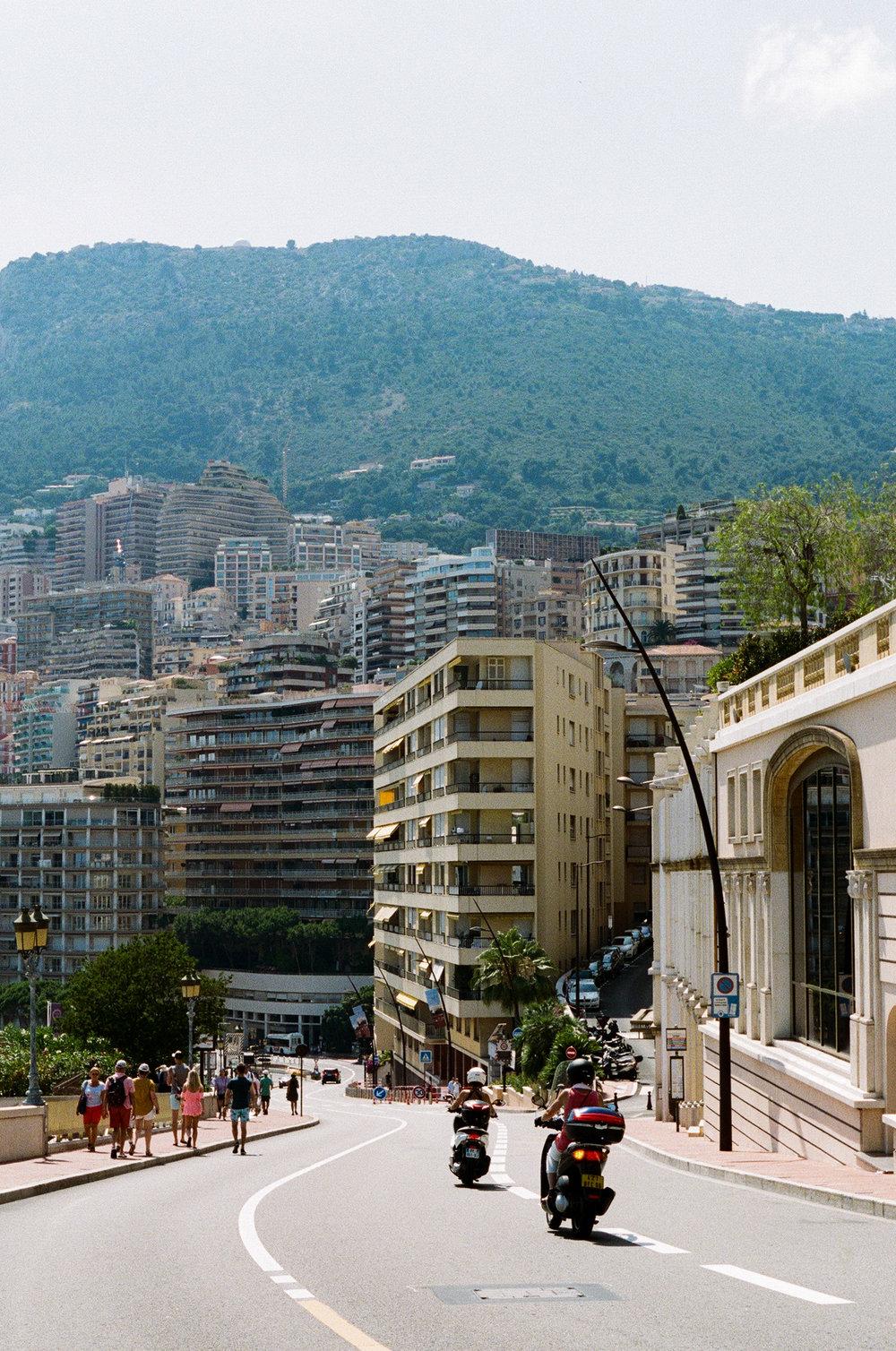 Beau Rivage. Monaco. 2018.