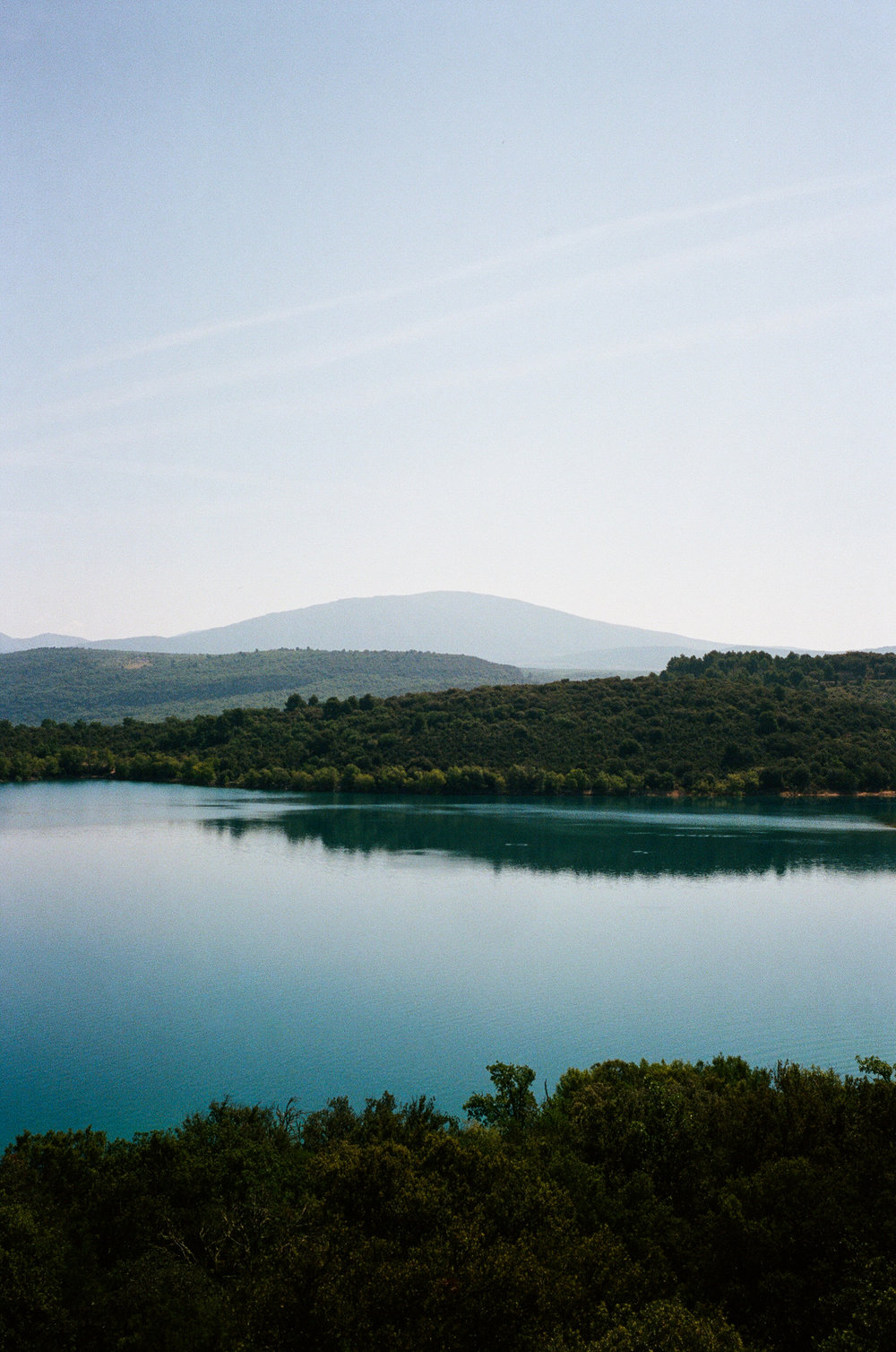 Lake of Sainte-Croix. Var. France. 2016.