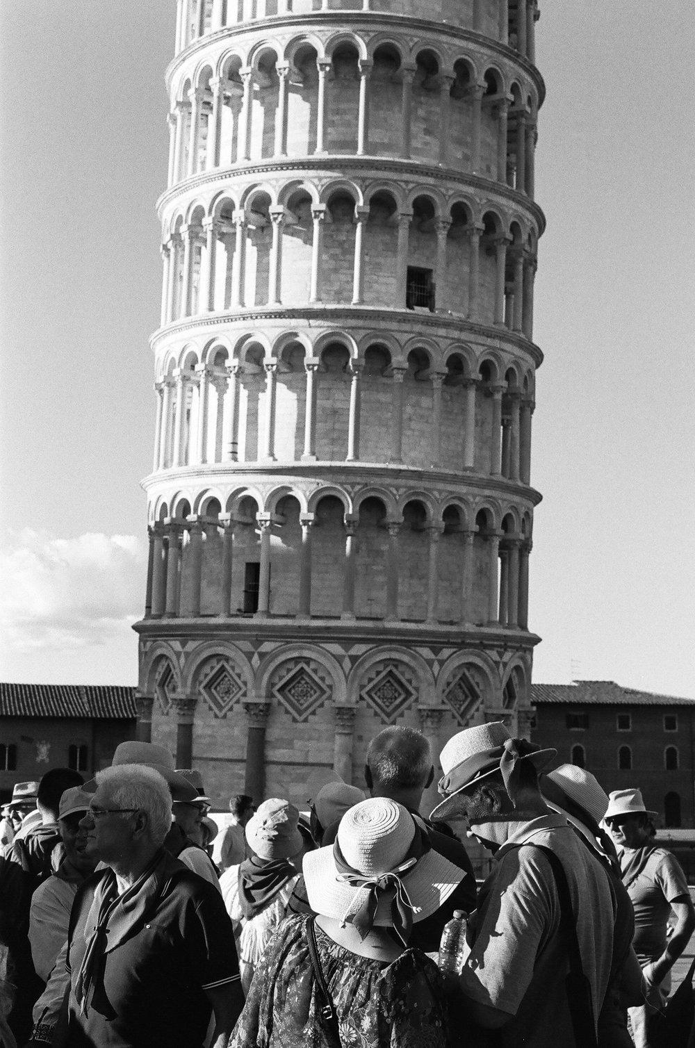 Pisa - Clifford Darby 2018