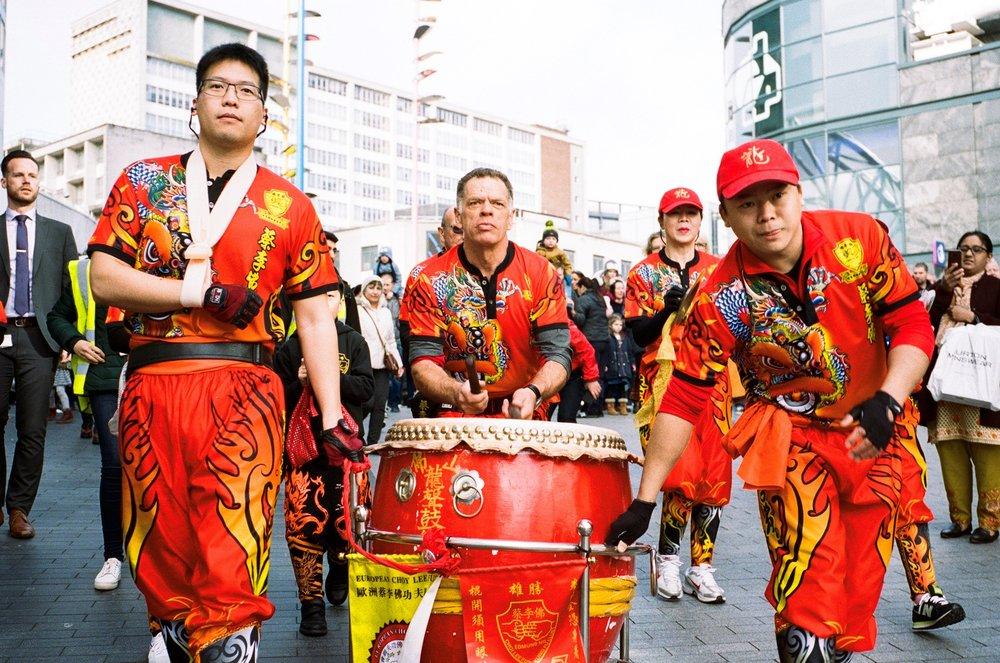 Chinese New Year, Birmingham. United Kingdom. 2019.