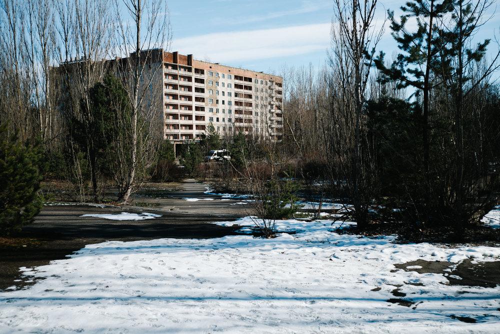 Pripyat - Clifford Darby 2019
