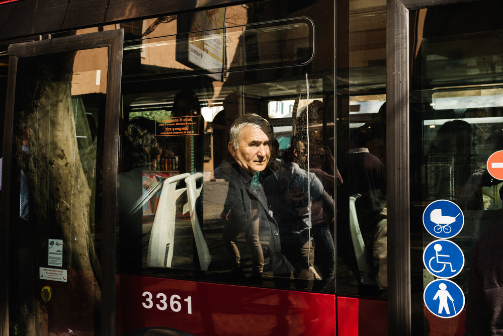 Public transport - Clifford Darby 2019
