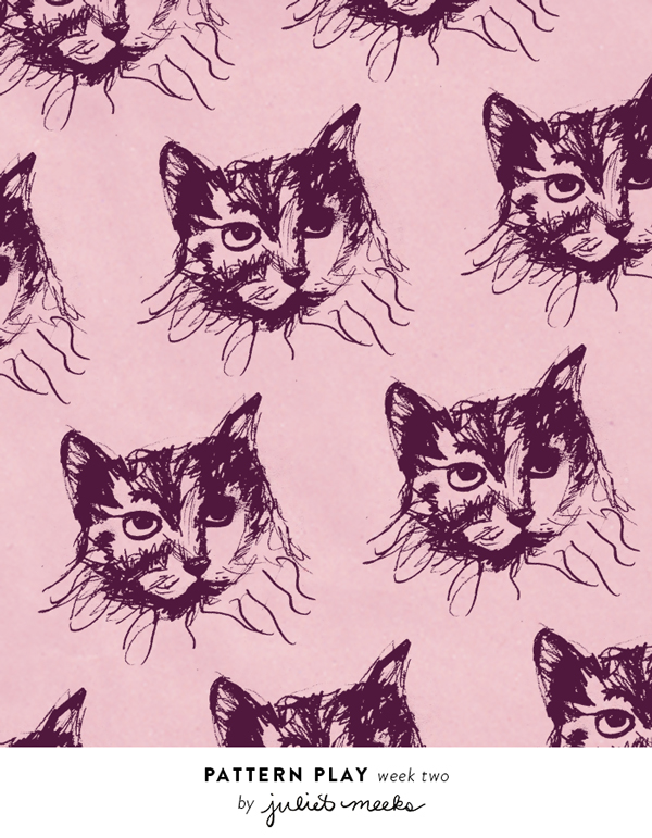 Pattern Design | Cats