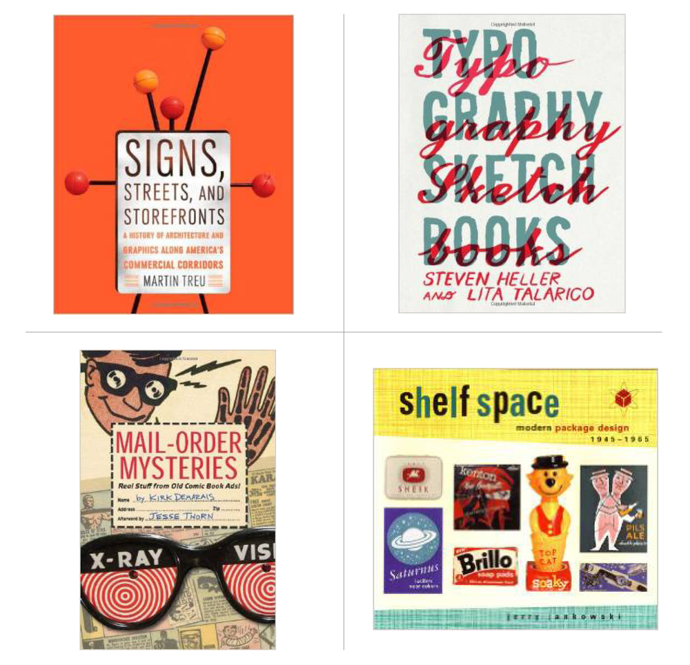 12 Typography Books for Graphic Designers