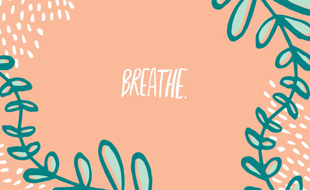 Breathe - Free Desktop Wallpaper
