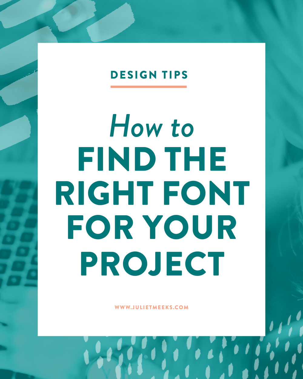 How to Find AND Choose the Right Font for Your Project
