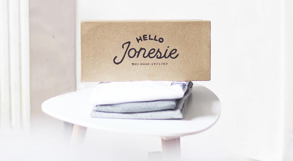 Hello Jonesie Branding