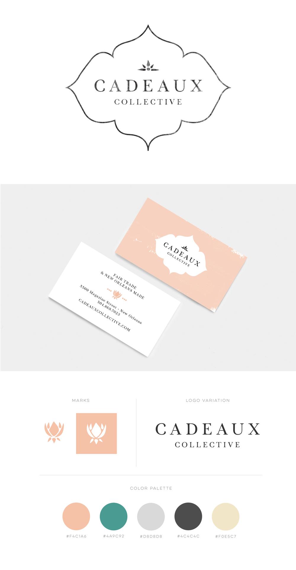 Cadeaux Collective Branding