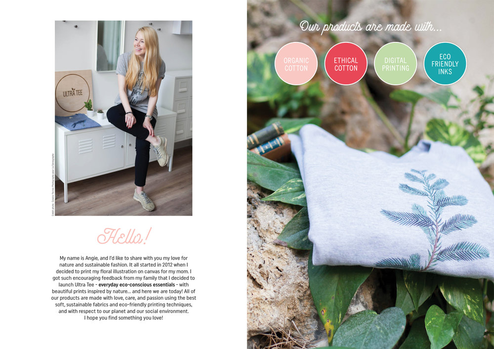 Spread from the wholesale catalog.
