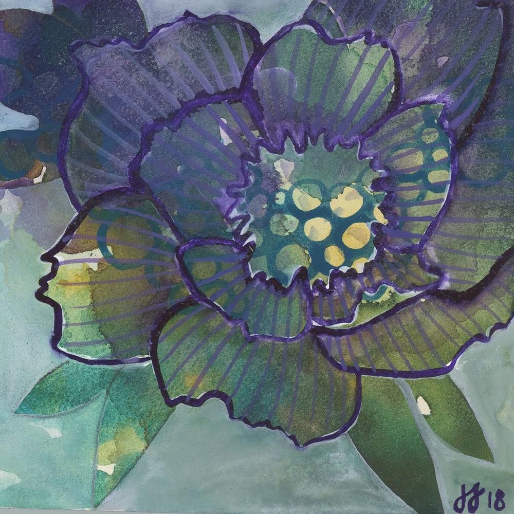 anemone #3