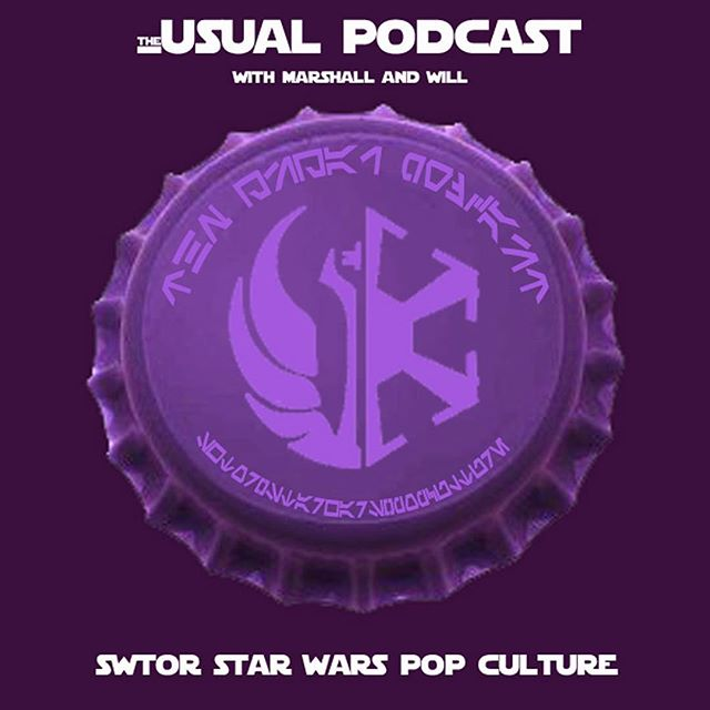 Ep. 139 of #TheUsualPodcast is up! John Skene joins me to talk all things #SWTOR #StarWars⁠ ⁠ #E32018 #SDCC2018 and more!! #geekswhodrink https://darthpops.podbean.com/e/episode-139-e3-with-skene/