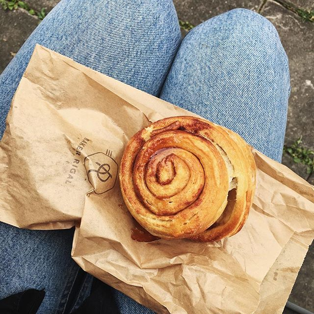 Sourdough cinnamon buns 🙌🏻 Where have you been all my life?